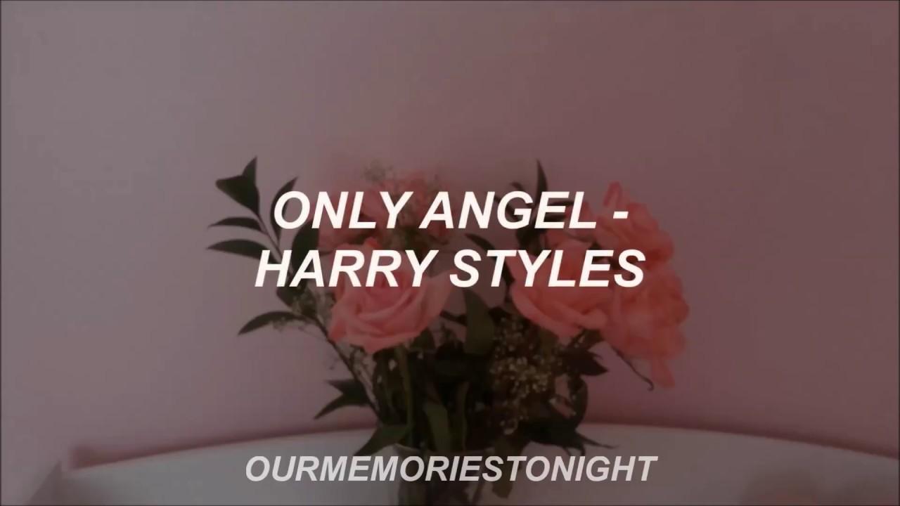 Download harry styles - only angel // lyrics