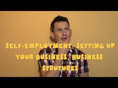 United Kingdom #10 - Self-employment: Setting up your business & Business structures (Napisy PL)
