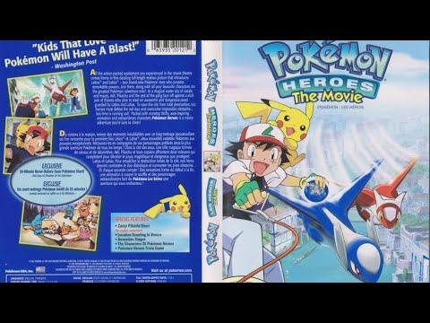 Pokemon Heroes Latios And Latias 2002 Movie Review Youtube