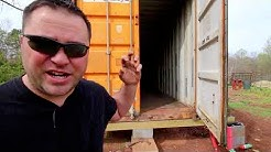 The COST and things to look for when buying a SHIPPING CONTAINER! E4