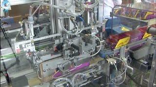 На одном из заводов под Новосибирском запустили новую линию по производству кормов для животных