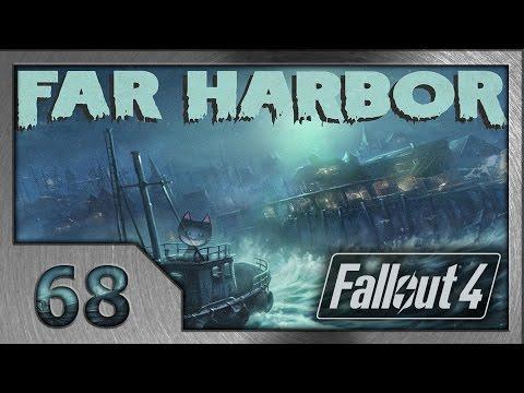 Fallout 4. Прохождение (68). Лучше не вспоминать. (#13 Far Harbor DLC)
