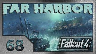 Fallout 4. Прохождение 68 . Лучше не вспоминать. 13 Far Harbor DLC