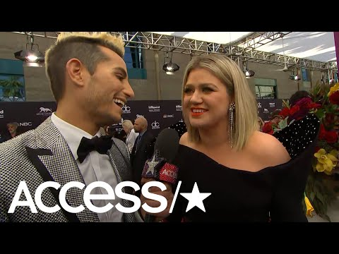 Billboard Music Awards: Kelly Clarkson Is Hoping To Meet Janet Jackson | Access