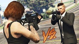 ultimate boyfriend vs girlfriend challenge gta 5