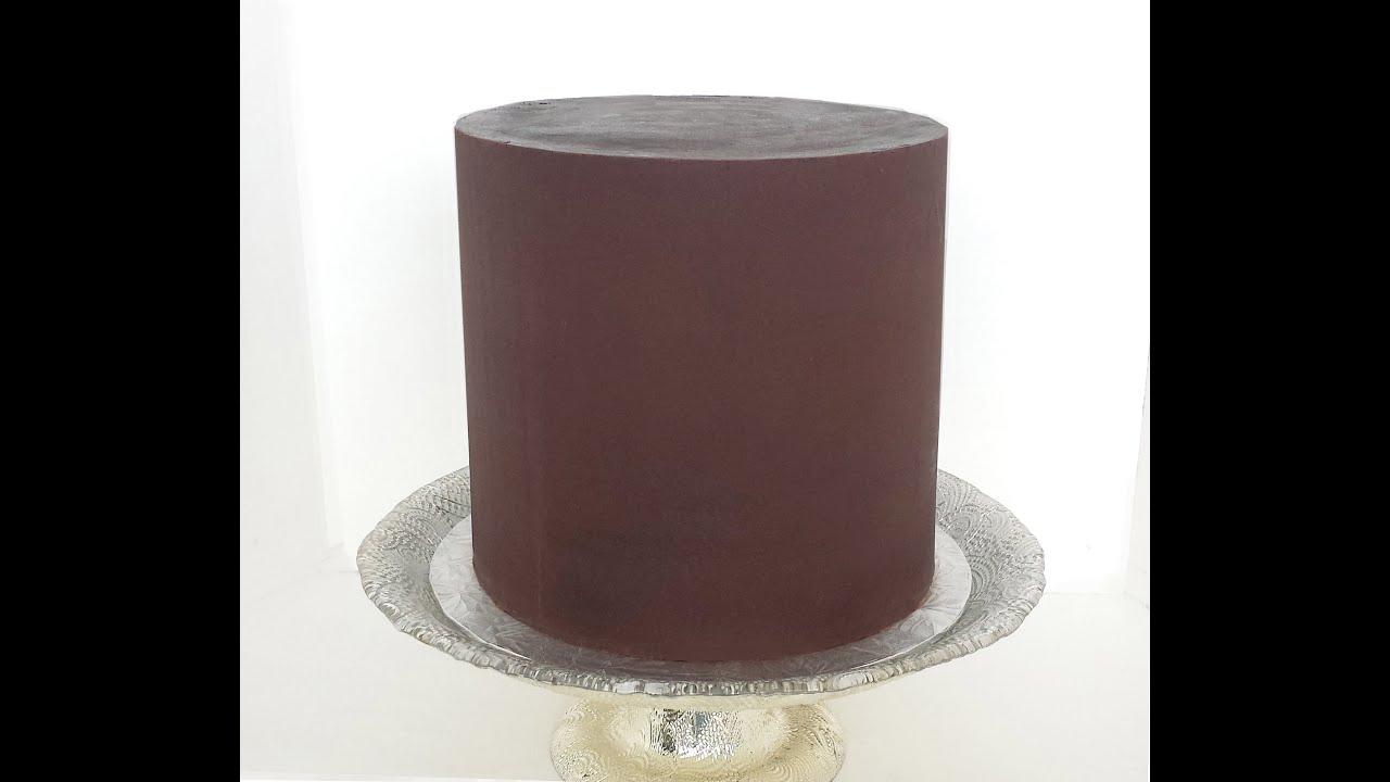 Ganache recipe for icing cake