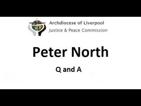 Peter North Memorial Lecture Question and Answer Session