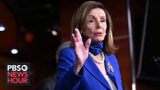 Pelosi says GOP still doesn't recognize 'gravity' of coronavirus crisis