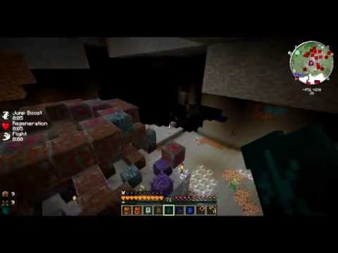 FTB Monster Let's Play E28 | End game Blood magic & Rituals