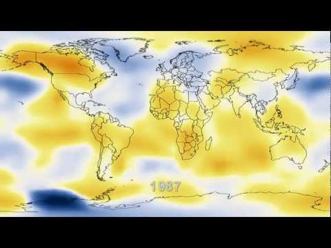 NASA | Temperature Data: 1880-2011