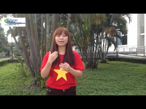 TV Project- At school of foreign languages Thai Nguyen University