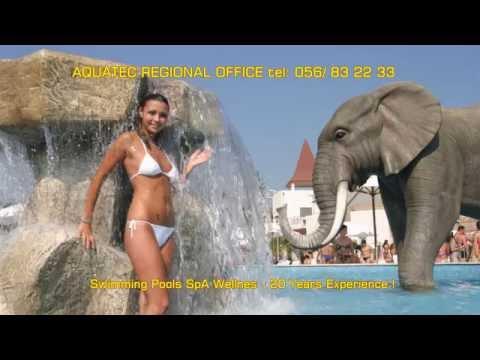 Aqua Hotel Burgas,  Aquatec & Topola Skies Performance Super slide show