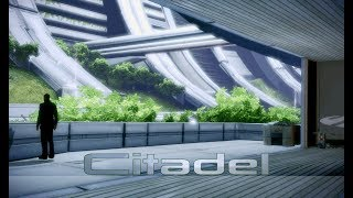 Mass Effect 2 - Citadel: Anderson's Office (1 Hour of Ambience)