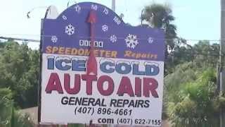 Best Auto AC Repair in Orlando, Florida