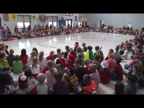 H Olive Day Holiday Sing Along 2016