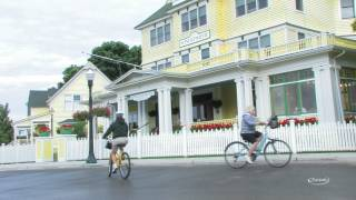 eScapes TV - Mackinac Island, Michigan relaxation video - featuring Paul Hardcastle