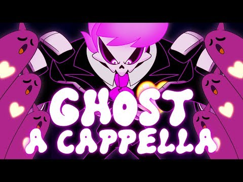 Mystery Skulls: GHOST ~ A Cappella [SquigglyDigg, DHeusta, & Victor McKnight]