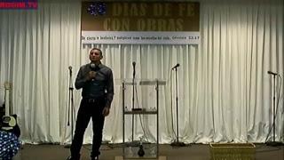 Pastor Walter Rivas conquistadores.