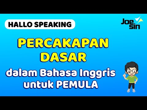 Percakapan Dasar dalam Bahasa Inggris