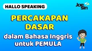 Download lagu Percakapan Dasar dalam Bahasa Inggris | Joesin