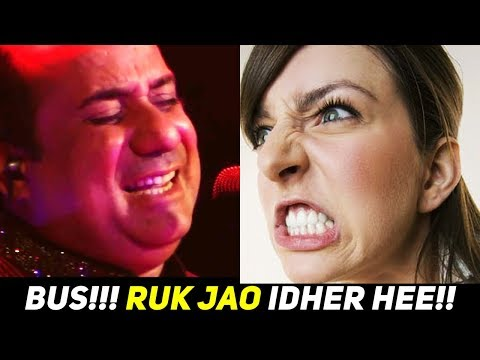 Sayonee Sung By Rahat & Ali Noor & Fans are FREAKING OUT!!