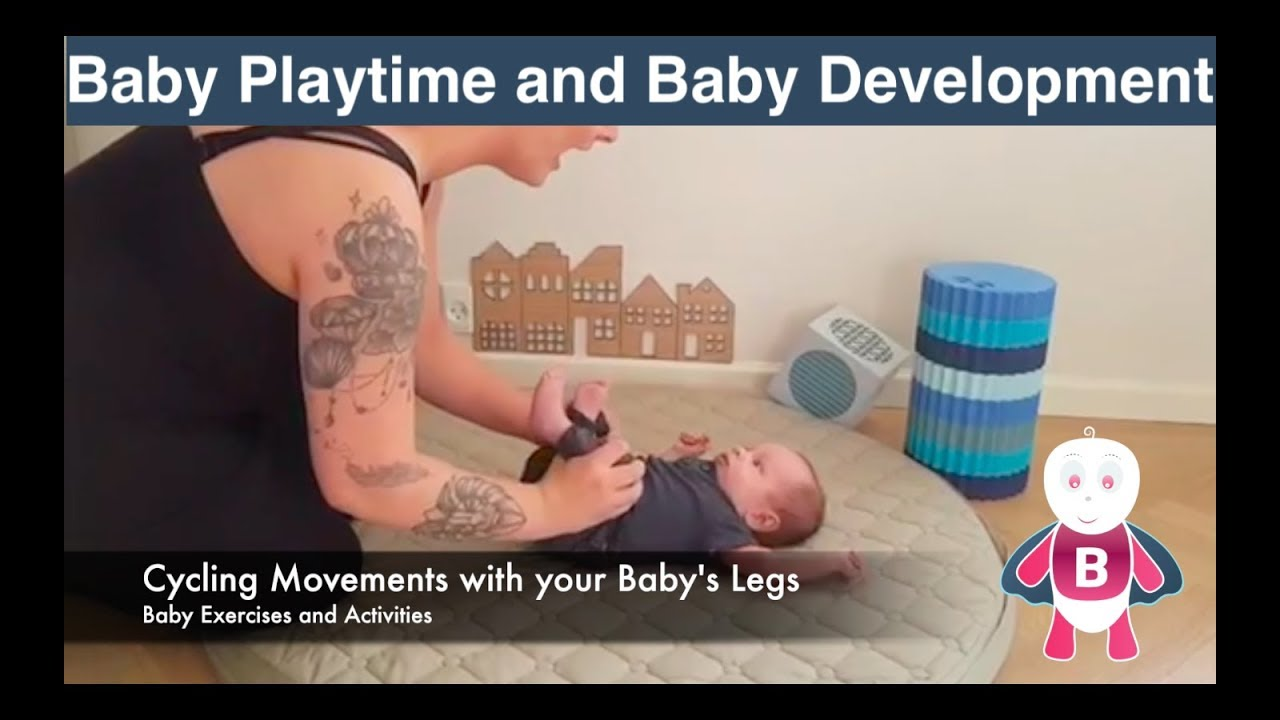 4e2da827b361 Baby Exercises and Activities Cycling Movements with your Baby s ...