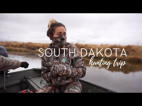 Life Update | South Dakota Hunting Vlog