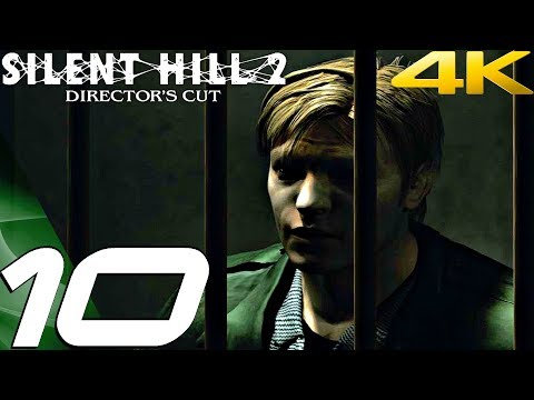 Silent Hill 2 HD - Gameplay Walkthrough Part 10 - Lake View Hotel [4K 60FPS]