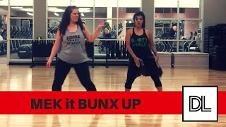 Mek It Bunx Up by Deewun || Fun, original routine for dance fitness, hip hop, or zumba class
