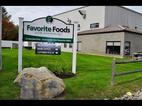 Favorite Foods .. Your Local Foodservice Distributor!