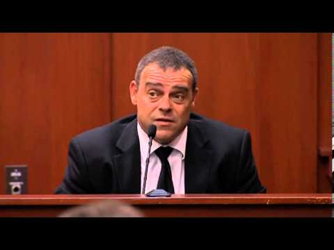 Zimmerman Trial - OBLITERATION! - Detective Serino Pummels Prosecutor in Open Court