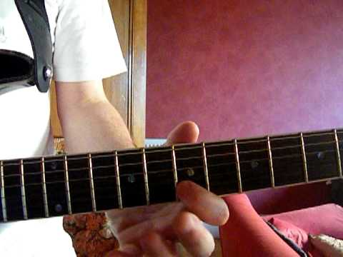 how to play i could have lied on guitar