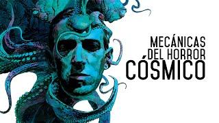 Lovecraft en los videojuegos: Mecánicas del horror cósmico