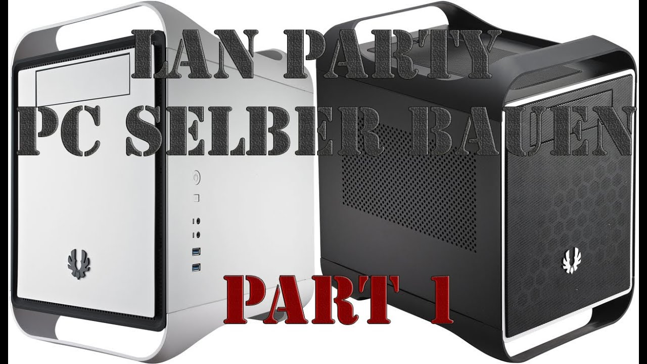lan party pc selber bauen part 1 netzteil ins geh use. Black Bedroom Furniture Sets. Home Design Ideas