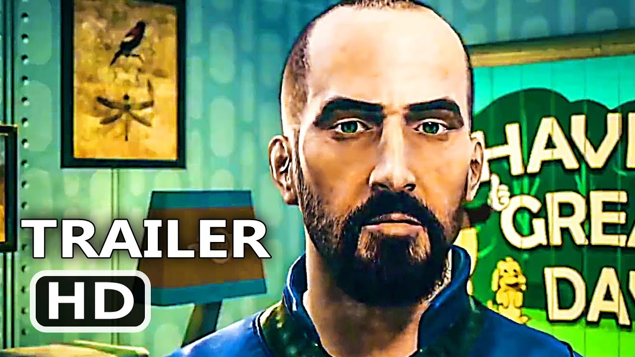 PS4 - Fallout 76: Character Creation Trailer (2018)