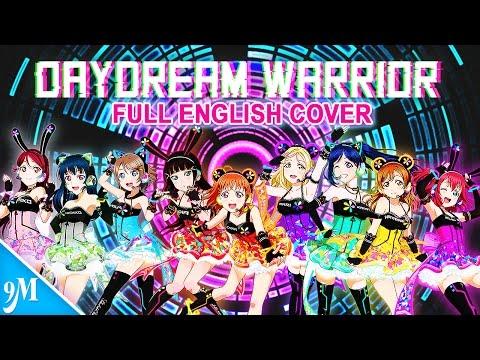 9 Mermaids - Daydream Warrior [English Cover]