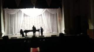 Концерт в Запорожской филармонии