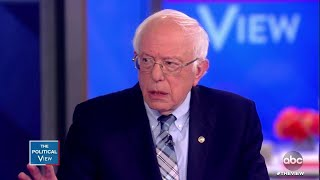 Bernie Sanders on Joe Biden and Gun Control | The View