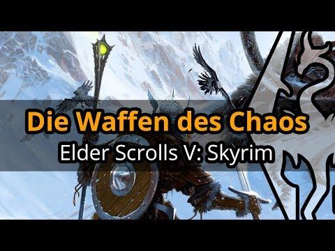 Neue Questreihe in Skyrim: Waffen des Chaos thumbnail