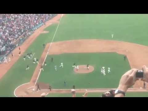 Tim Lincecum No Hitter vs. San Diego Padres June 2014