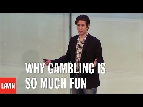 Adam Alter: Why Gambling is So Much Fun