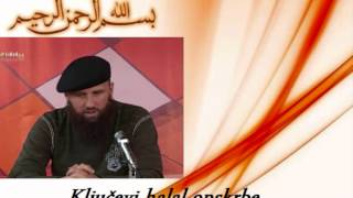 Elvedin Pezić-Ključevi Halal Opskrbe
