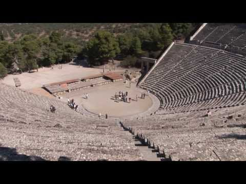 Epidaurus, Peloponnese - Greece HD Travel Channel