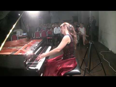 Homage to prof. Ivan Moravec  -  Slávka Vernerová piano