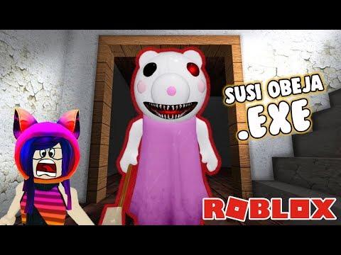 Sobrevive a SUSI OVEJA.EXE | PIGGY Roblox | Kori