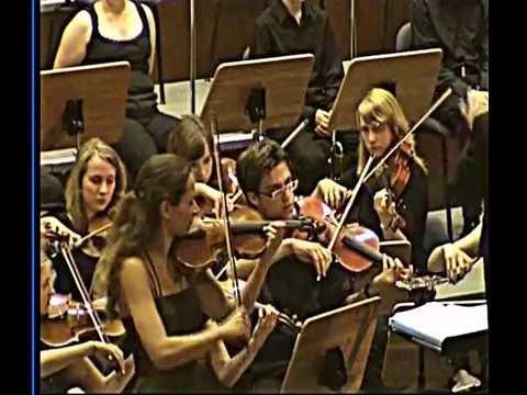 Brahms: Violin Concerto D Major op. 77 - Allegro giocoso