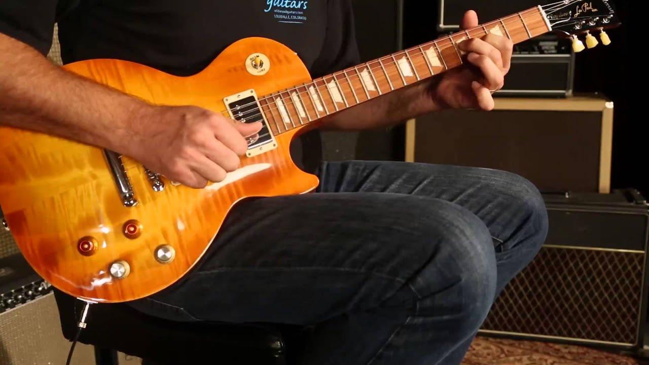 Gibson gary moore les paul standard sn 113030658 youtube - Gibson gary moore ...