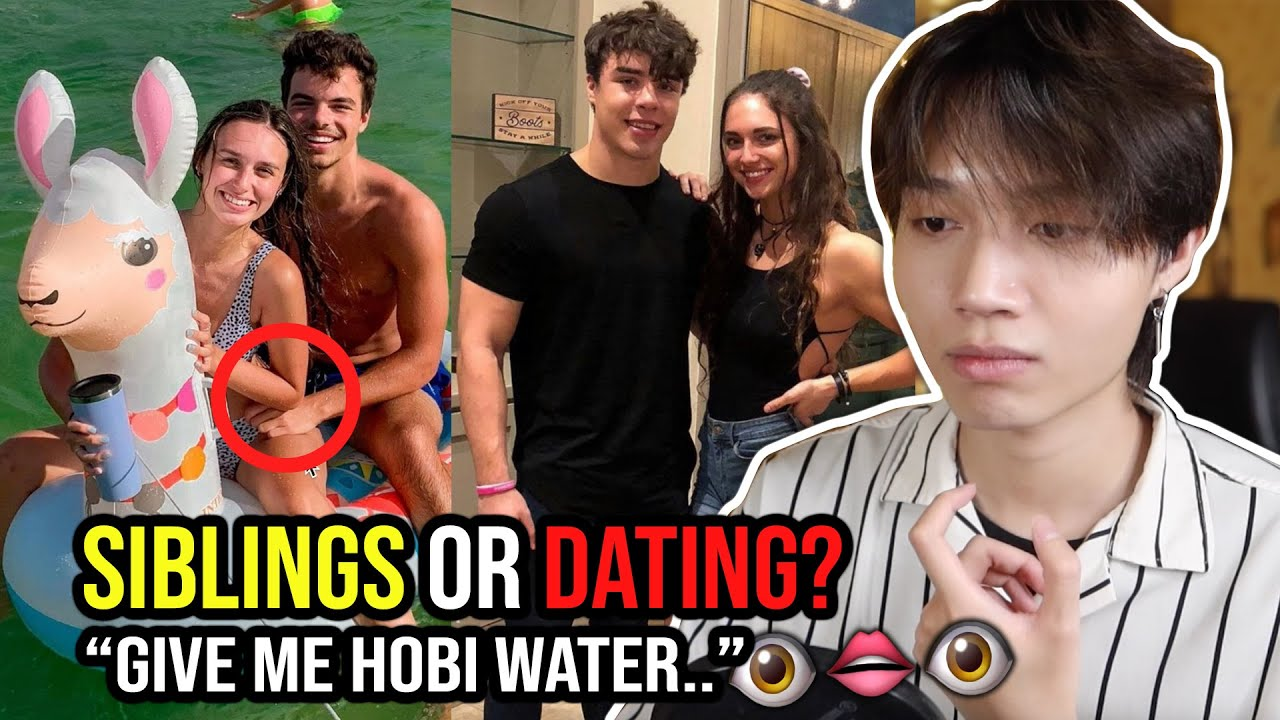 Siblings or Dating Challenge - innocent asian vs not innocent siblings...