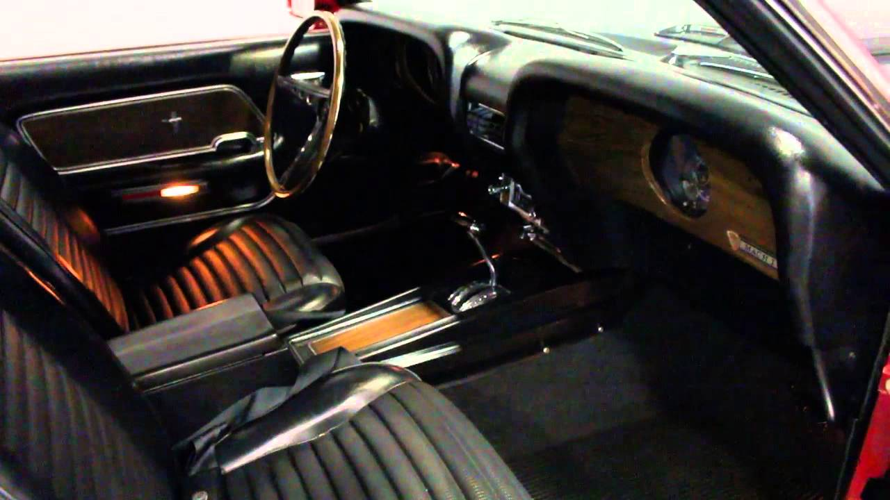 2021 ATL 1969 Ford Mustang Mach 1 - YouTube