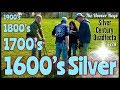 Lagu 1600 s Silver   Metal Detecting 4 Centuries of Silver Coins Exploring Colonial New England Mp3